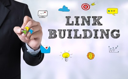 Optimizing internal website linking to improve SEO