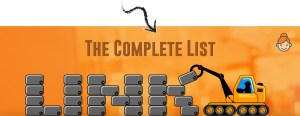 While Google loves links, they hate link building, yet it's critical to SEO success: Here is an extensive list of link building tools.