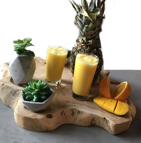 blog, mango, smoothies, fruit, organic, recept, healthy food, healthy, havermout, lijnzaad, lekker, foodblog, gezonde recepten, biologische foodblog, organic happiness
