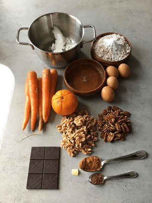 carrot cake, blog, worteltaart, chocolade, healthy food, organic, recept, snacks, paleo, healthy, gezonde recepten, foodblog, groente, wortel, organic happiness, biologische foodblog