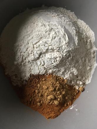 kruidige perencake, perencake, perencake gezond, perencake met kaneel, perencake met honing, glutenvrije cake, cake, gezonde cake, biologisch, biologische foodblog, organic happiness