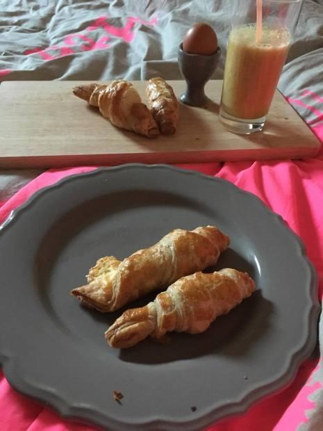 Gezonde Croissants, Croissants gezond, Croissants maken, Croissants recept, Zelfgebakken croissants, Zelf croissants maken, Hoe maak je zelf croissants, Bak de perfecte croissant, Gezonde croissants maken, Croissant bladerdeeg, Simpel croissant recept, gezond recept, gezond ontbijt, organic happiness, biologisch, biologische foodblog
