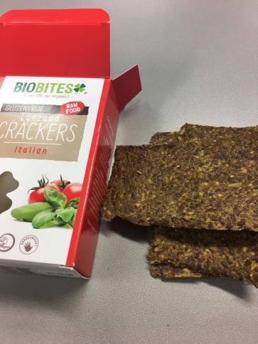 Biobites vegan crackers, Vegan crackers, italiaanse crackers, Biologische crackers, Glutenvrije crackers, Biobites, Glutenvrije vegan crackers, Biobites crackers organic happiness, biologisch, biologische foodblog