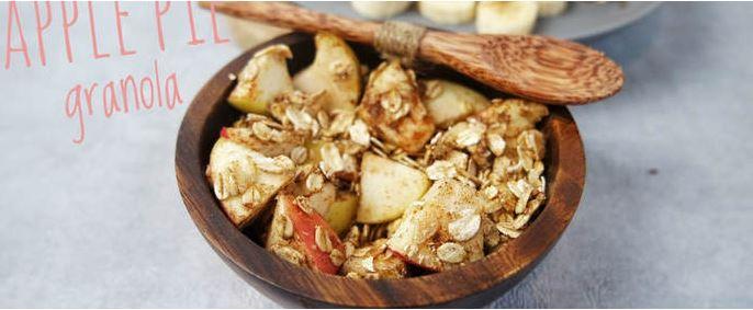 8x recept voor gezond ontbijt, Gezond ontbijt, Gezond ontbijt recept, Gezonde ontbijtrecepten, Wat is een gezond ontbijt, De kracht van een gezond ontbijt, Makkelijke ontbijtjes die ook gezond zijn, Gezond ontbijt voorbeeld, organic happiness, biologisch, biologische foodblog, jolijn berghuis, granola zelf maken, granola recept, homemade granola