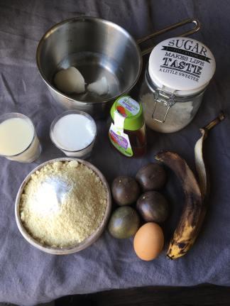 Passievrucht muffins, Muffins met passievrucht en kokos, Muffins met passievrucht, Gezonde muffins met passievrucht, Muffins met kokos en passievrucht, Passievrucht gezond, Passievrucht recept, Gezonde muffins met kokos, Muffins met kokos, Kokos muffins, Suikervrije muffins, Gezonde muffins, Organic Happiness, Biologisch, Biologische Foodblog