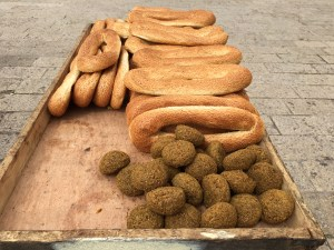Bread and Falafel