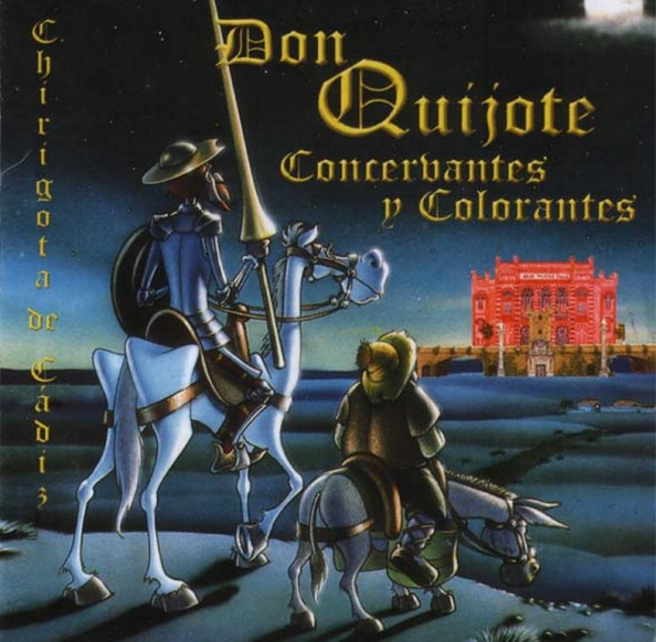[Miguel de Cervantes, L'Ingénieux Hidalgo Don Quichotte de la Manche, 1605(Volume I), 1615(Volume II)]. 돈키호테는 영웅이 되기 위해 '집'을 떠나는 과거 소설의 stereotype에서 출발한다. 중세의 가치를 따르지만 길을 떠난 뒤에야 비로소 주인공은 스스로의 정체성에 질문을 던진다.