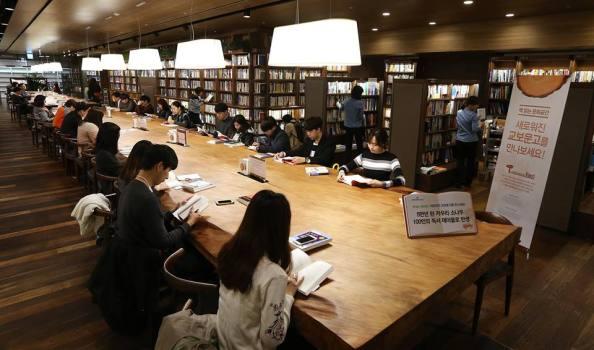 서점에 대한 경험이 바뀌고 있다. 전통 서점의 미래가 궁금하다. 이미지 출처: http://386dx.com/b/v/ddanzi/13948/6