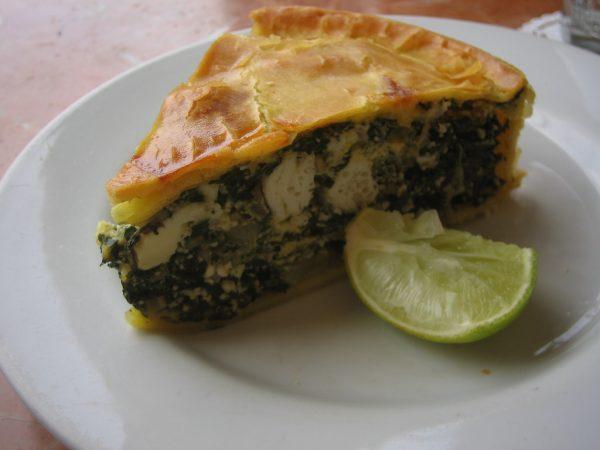 Receta de Torta Pascualina de la Mamina