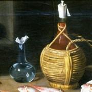 Levare il vino dai fiaschi