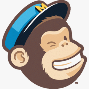Image of Mailchimp logo.