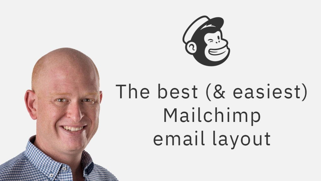 The best email campaign layout