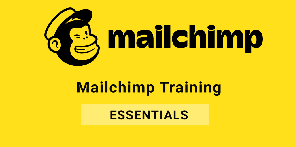 Mailchimp essentials training