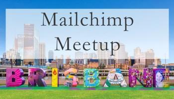 Mailchimp meetup in Brisbane, Australia