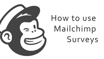 Mailchimp surveys