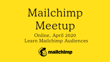 Video of Mailchimp meetup
