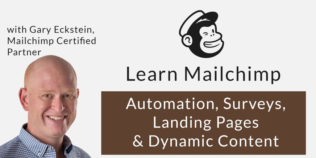 Mailchimp advanced classes