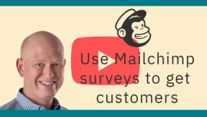 Learn to use Mailchimp surveys