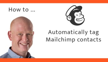 AUtomatically tag new Mailchimp subscribers