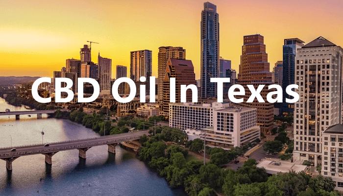 cbd oil in texas