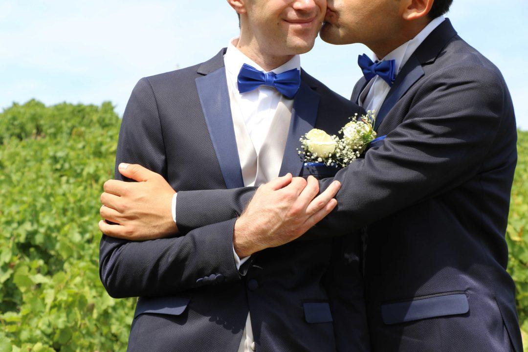 Mariage lesbien homo