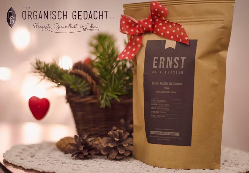 Zweiter Advent mit Ernst Kaffeeröster