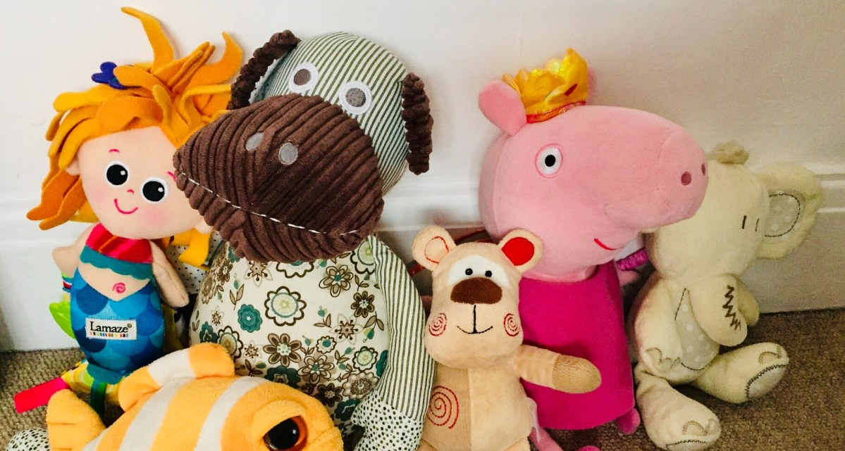 The Perfect Time to Organise Children's Things