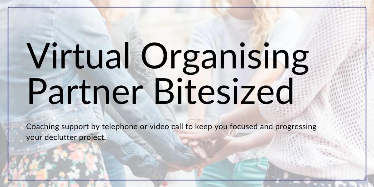Virtual Organising Partner Bitesized sessions