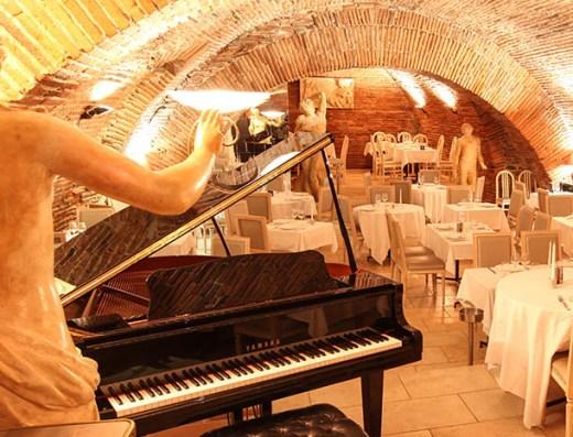 les caves de la marechale toulouse restaurant evenement