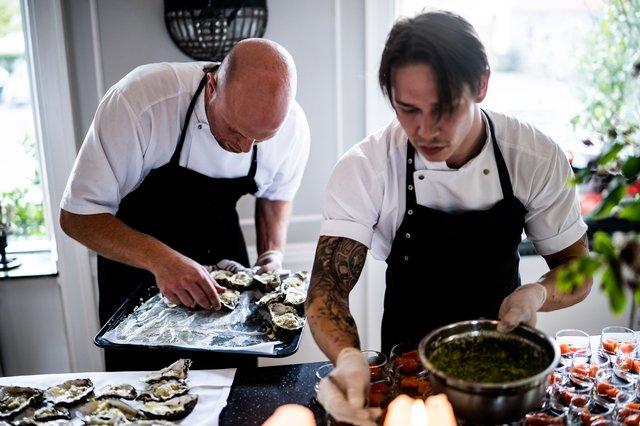 prestation cuisine et traiteur organiser un événement