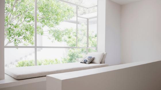 L'entretien naturel des vitres