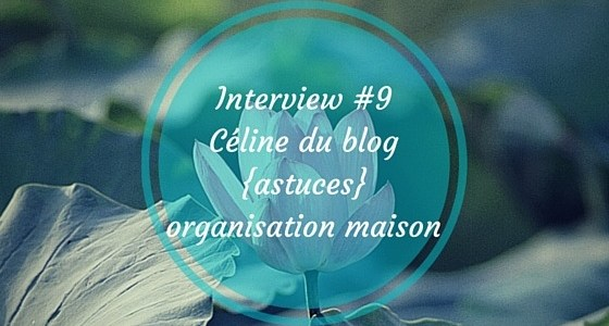 Interview : blog organisation maison