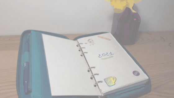 Organiser son budget avec le Filofax