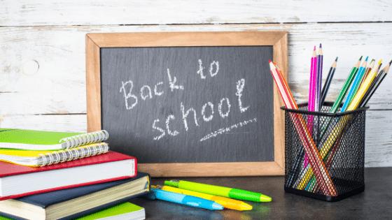 Réussir sa rentrée scolaire