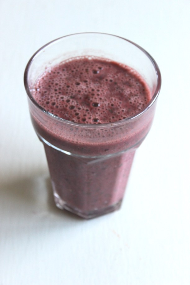 Kale and smoothie smoothie 2