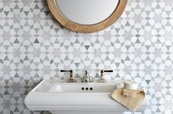 Amazing bathroom tiles