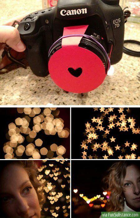 DIY Camera Effect