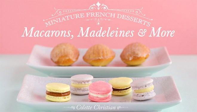 Miniature French Desserts