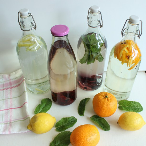 Organising Chaos - Make your own flavoured water