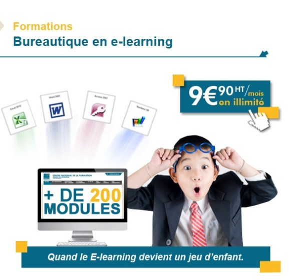 Formation elearning CNFCE