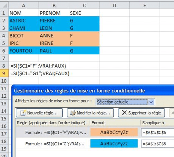 Comment-faire-une-mise-en-forme-conditionnelle-sur-excel-2010