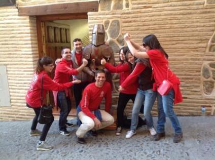 Gymkhana IPad en Toledo_31
