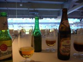 Cata de Cervezas en el Real Cafe por Eventos de Autor