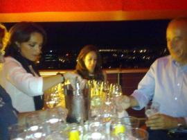 Cata de Gin Tonics Hotel Puerta America con BeGin