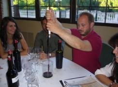 Utilización de Pipetas en el Crea tu vino