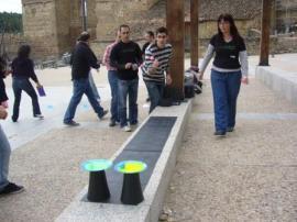 Actividad team building outdoor en Buitrago