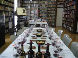 Catas de Vino y Jamón en Palacio de Abrantes_3