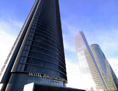 Hotel Eurostars Madrid Tower en Madrid