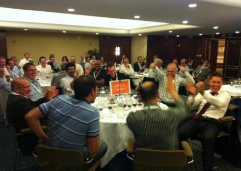 Actividad Team Building Crea tu vino en el hotel Meliá Castilla
