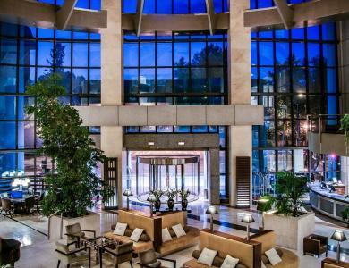 Hotel Eurostars_suites_mirasierra en Madrid